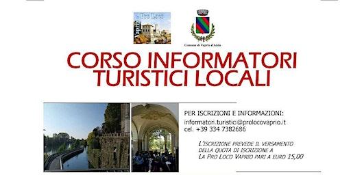 Presentazione Corso Informatori Turistici Locali