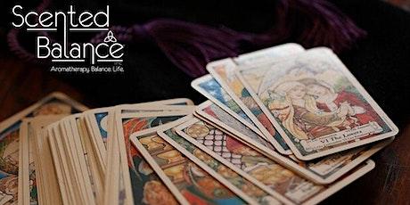 Tarot Night at Scented Balance Aromatherapy Shop tickets