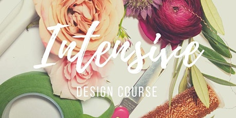 Floral Design Intensive tickets