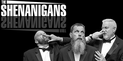 The Fidgets - Shenanigans Comedy Improv Tour