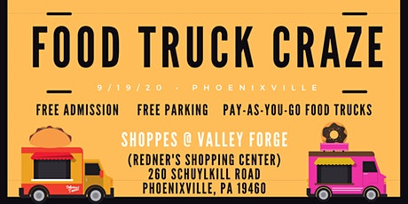 Food Truck Craze: Phoenixville Food Truck Fest Fall Edition tickets