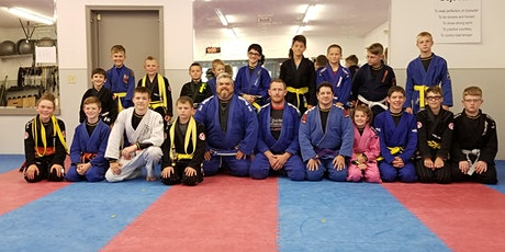 Bright Brazilian Jiu Jitsu Kids Summer Camp tickets