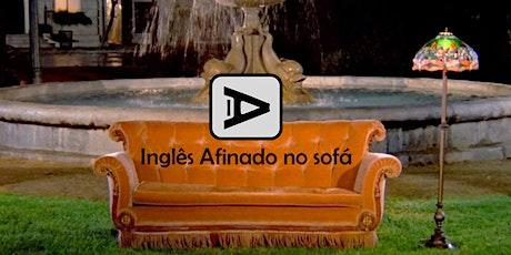 Inglês no Sofá ingressos