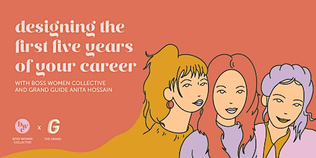 Designing the First Five Years of Your Career tickets