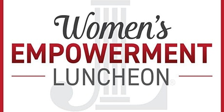 Women's Empowerment Luncheon Hosted by the Junior League of Pensacola tickets