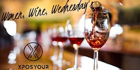 Women, Wine, Wednesday's tickets
