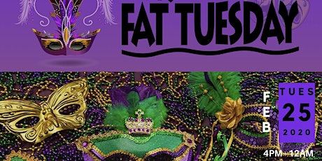 Fat Tuesday at Tacos Patron tickets