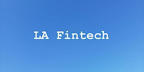LA Fintech Business Mix Mingle Network tickets