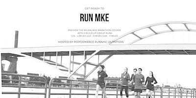 Milwaukee Marathon 8 mile Course Preview + Meet the Pace Team - 2/22