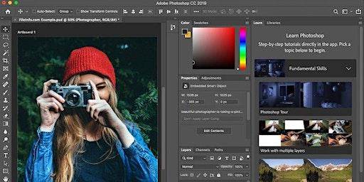 Adobe Photoshop Scott's Way