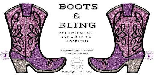 Amethyst Affair - Art, Auction, & Awareness