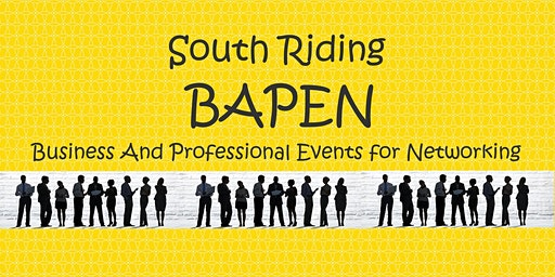 South Riding BAPEN New Year Networking Kickoff Event (FREE)
