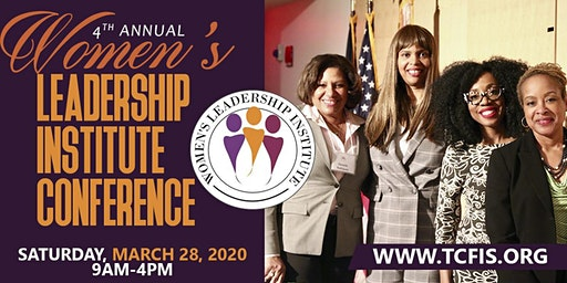 Women's Leadership Institute Conference