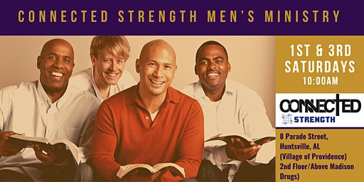 Connected Strength Men's Ministry