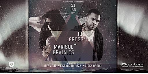 Marisol Grajales & Joe Grossman