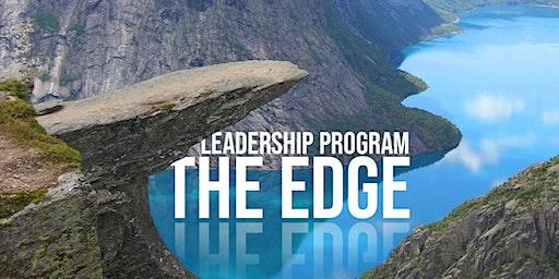 The Edge Leadership Program   Session 1