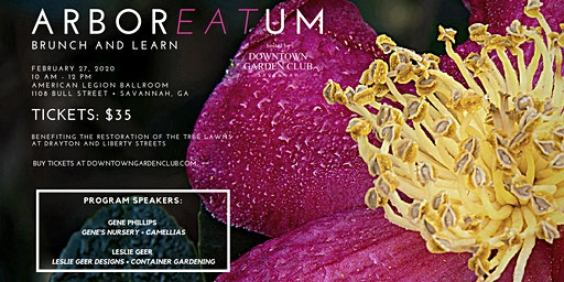 ARBOREATUM: Brunch and Learn