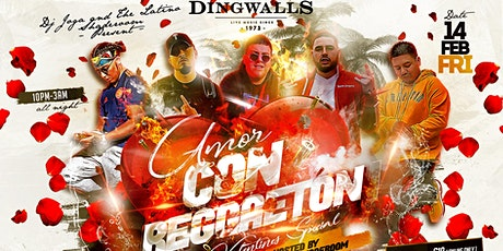 Amor Con Reggaeton (Valentines Special) London tickets