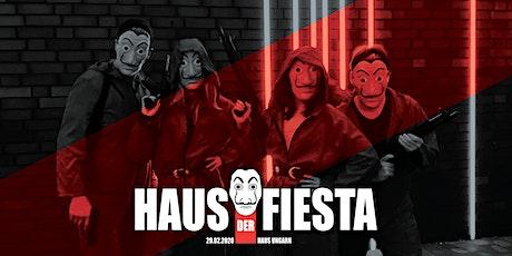 Haus des Geldes Party - Haus der Fiesta Tickets