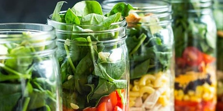 Elegant Badasses Salad in a Jar Party tickets