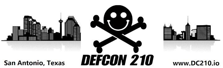 DEFCON 210 SAN ANTONIO HACKER COMMUINITY FEB image
