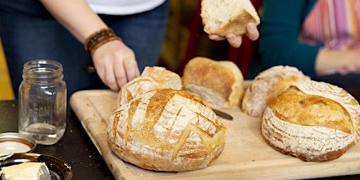 Sourdough Bread Making: February 16th