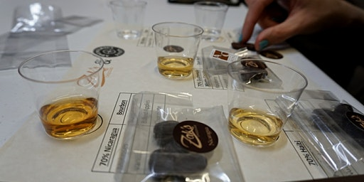 Chocolate and Spirits Pairing with Zak's Chocolate