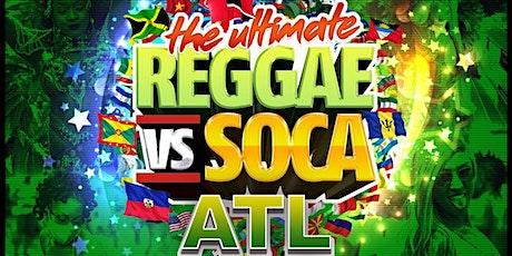 The Ultimate REGGAE vs SOCA Atlanta Carnival 2020 tickets