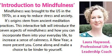 Introduction to Mindfulness in 2020!