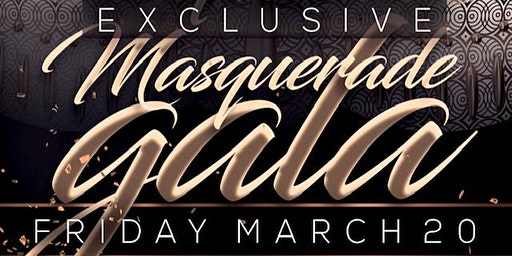 The Exclusive Masquerade Gala