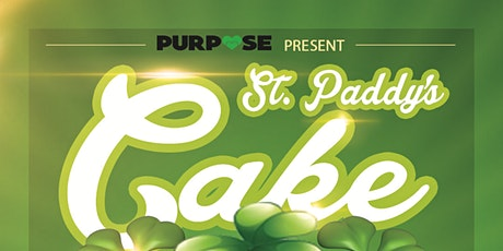 St. Paddy's Cake - Dessert Festival tickets