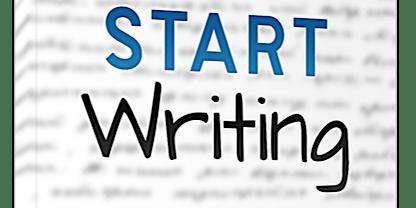 Start Writing 2020 - Session 2