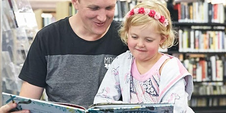 Blokes Do Storytime - Kids Program tickets