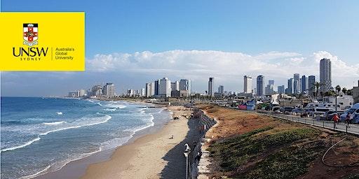 Tel Aviv: Smart City Leadership