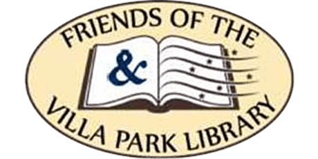 Friends of the Villa Park Library Love of Reading Author Luncheon tickets