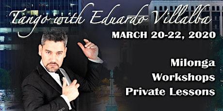 Tango with Eduardo Villalba tickets