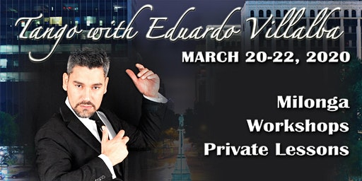 Tango with Eduardo Villalba