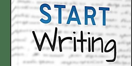 Start Writing 2020 - Session 3