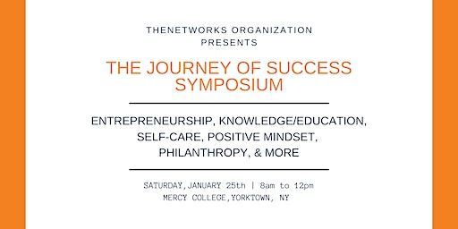 The Journey of Success Symposium - Westchester