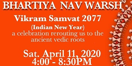 Bharatiya Nav Varsh Celebration with DJJS and FOG tickets