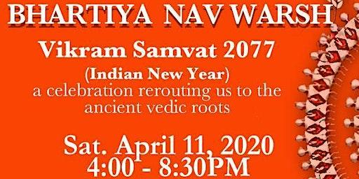 Bharatiya Nav Varsh Celebration with DJJS and FOG