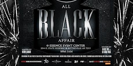 7th Annual All Black Affair Powered By Stai Eventz tickets