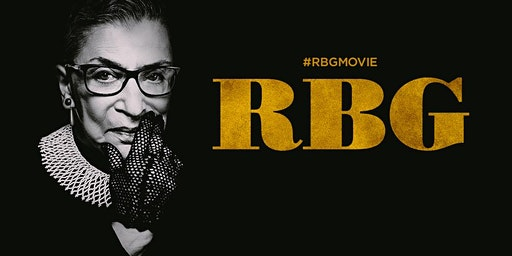 RBG - Encore Screening - Tue 4th  February - Sydney