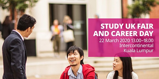Study UK Fair and Career Day