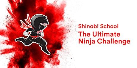 Shinobi School - The Ultimate Ninja Warrior Challenge tickets