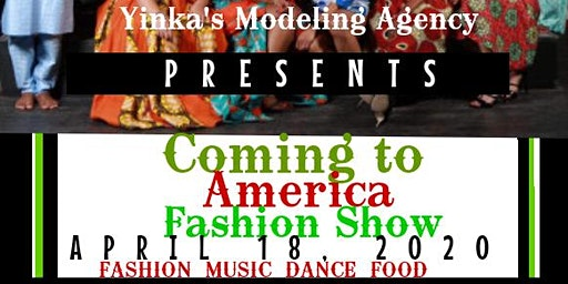 Copy of Yinka's Modeling Agency Fashion Show
