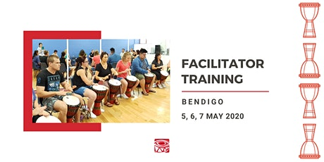 DRUMBEAT 3 Day Facilitator Training - Bendigo tickets
