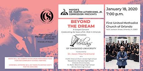 Beyond the Dream: A Gospel Concert tickets