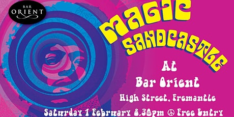 Magic Sandcastle - the Songs of Jimi Hendrix tickets