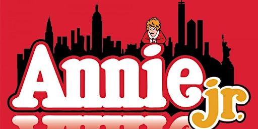St. Thomas the Apostle Theatre Presents Annie, Jr.  (Saturday evening)